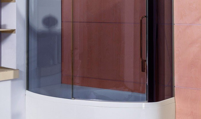 Anette R Shower Tinted Curved Glass Shower Cabin web (1)