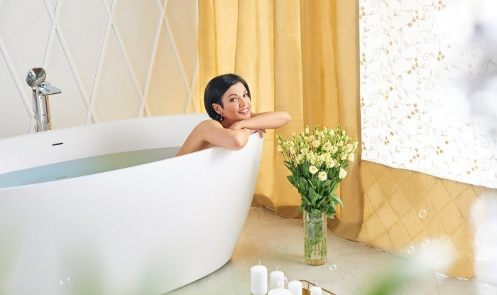 Aquatica Sensuality Wht Freestanding Solid Surface Bathtub web(14)