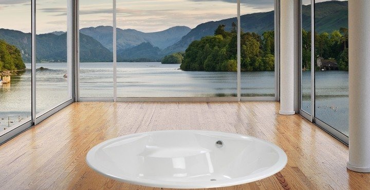 Allegra Builtin Bathtub web 1