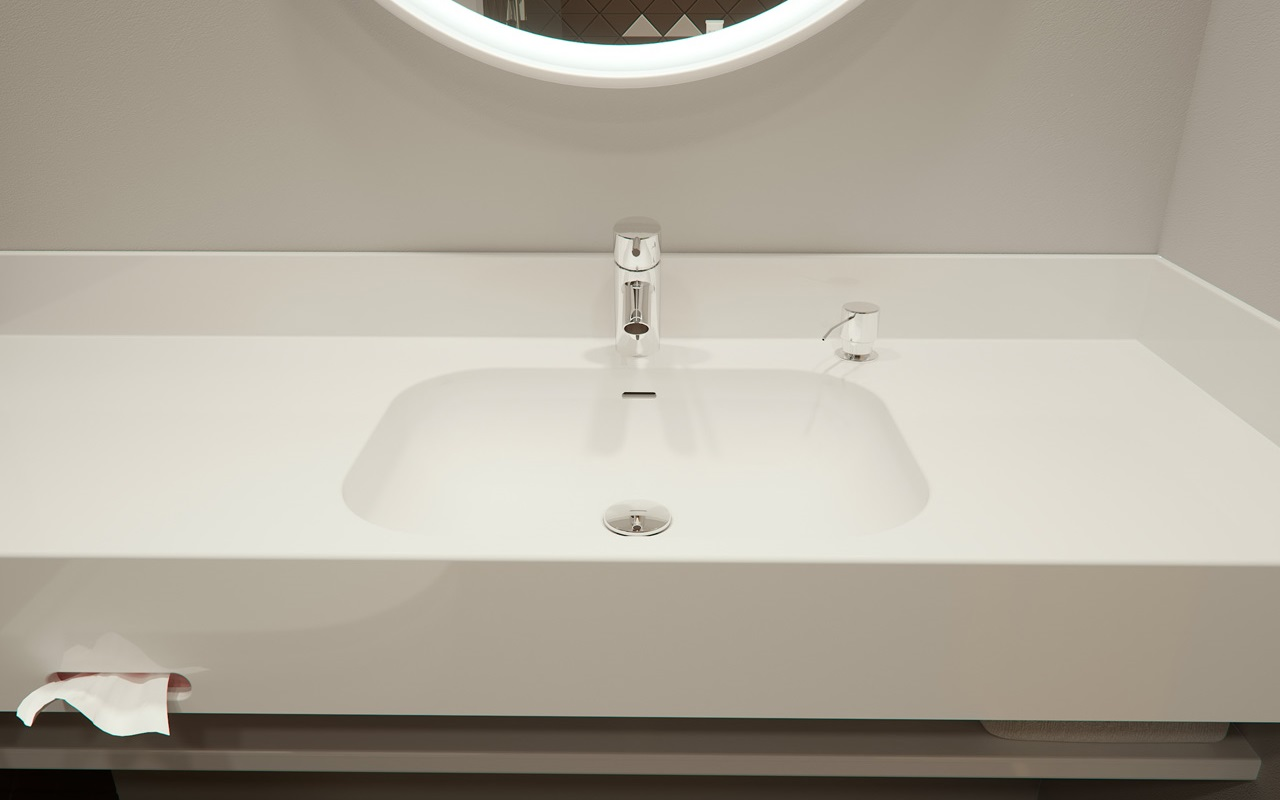 Aquatica Sibylla M Stone Bathroom Sink 01