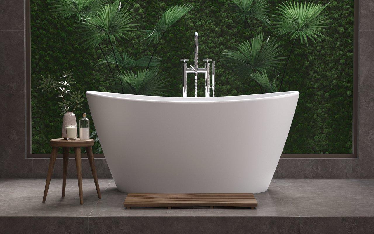Aquatica Purescape 748M Freestanding Solid Surface Bathtub Fine Matte model 2018 01 (web)