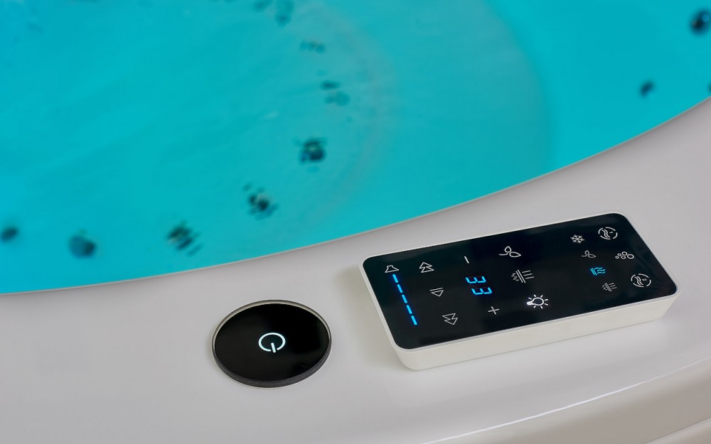 Aquatica allegra wht spa jetted bathtub int total control over water temperature web