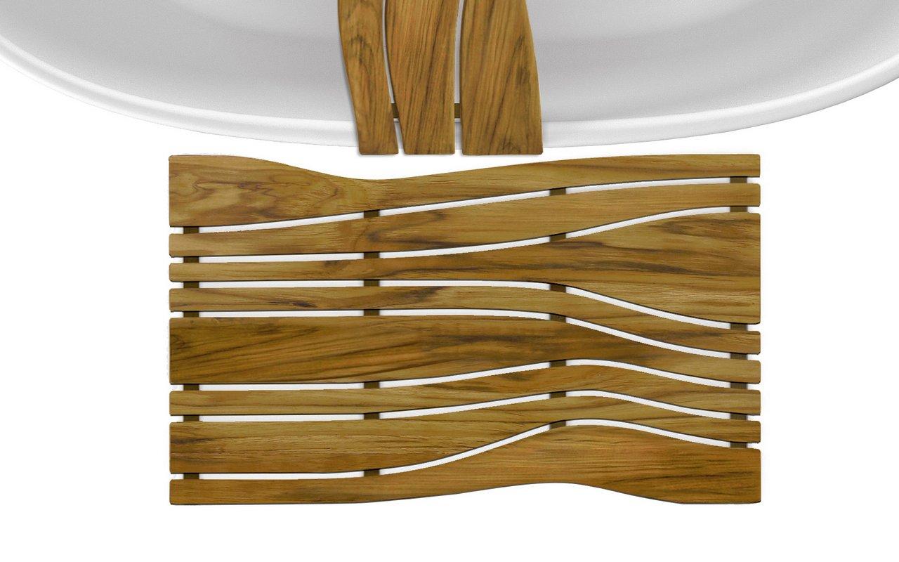 Aquatica onde waterproof teak wood floor mat 03 1 (web)
