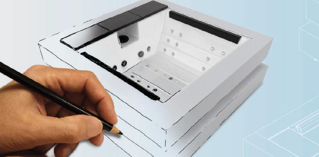 Aquavia Spa BCN Design 3