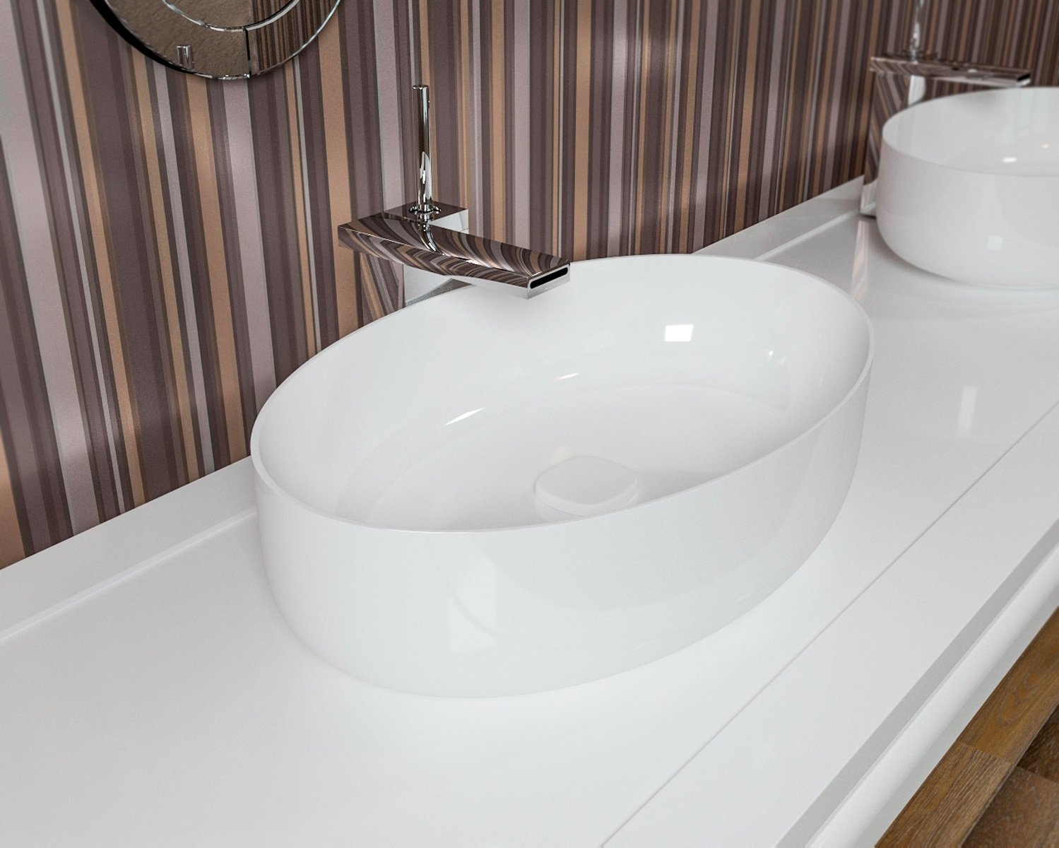 Metamorfosi Wht Ceramic Vessel Sink web 1