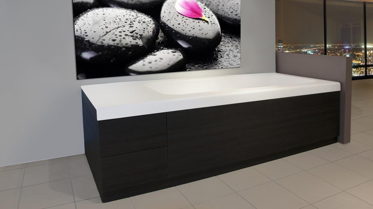 Pure 2D Back To Wall Stone Bathtub DSC00489 web