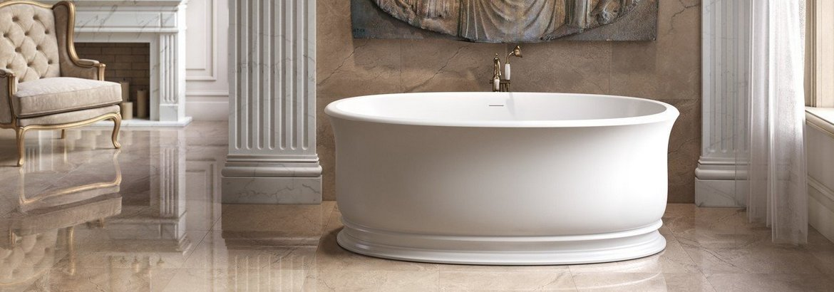 AquateX solid surface bathtubs 01