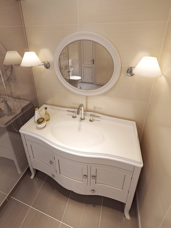 Updating your bathroom without remodeling for How to update a bathroom without renovating
