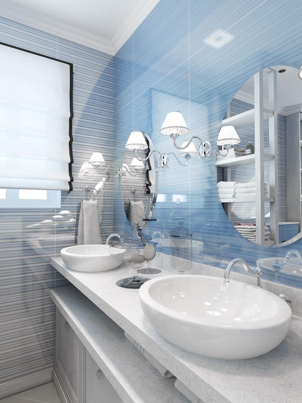 bigstock Bathroom Modern Style 108115658