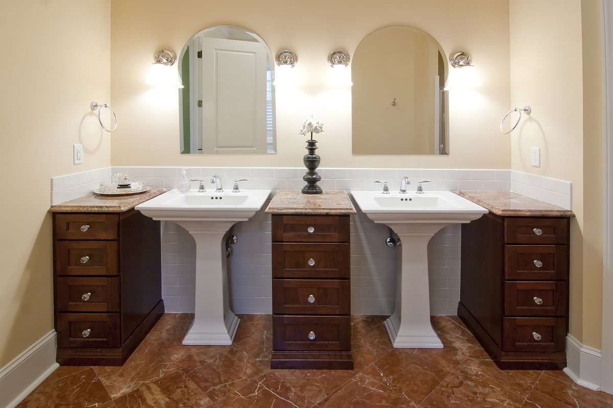 bathroom:Delightful Double Sink Bathroom Vanity Ideas • Images Cabinet Two  Vanities Dual Mirror Double