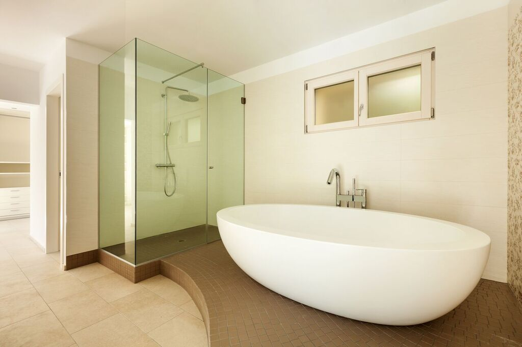 aquatica shower and bathtub combo